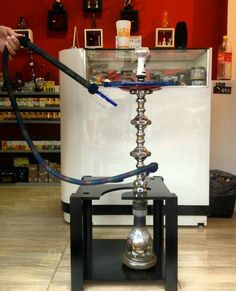 Hookah Table Ideas