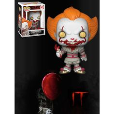 Custom Pennywise Funko Pops By Imaginariumpop
