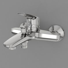 We don't just sell beautiful, individual bathroom products but a coordinated look — products that can be mixed and matched both from an aesthetic and technical perspective. Bath Shower Mixer, Looks Cool, Design Awards, Plates On Wall, Metal Walls, Gem, Cool Designs, Ceramics, Products