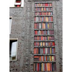 35 Really Unusual And Desirable Bookshelf Designs Via Polyvore