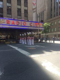 Radio City's Rockettes (Christmas Show!)