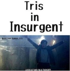 Tris in Insurgent. I cannot even. This is so accurate. #Divergent #Insurgent