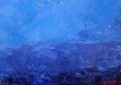RELAX画「青」[トヨノブ] | ART-Meter