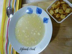 Μια Μπουκιά κι έναν Καιρό: Τραχανάς σούπα Oatmeal, Pudding, Cooking, Breakfast, Desserts, Food, The Oatmeal, Kitchen, Morning Coffee