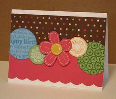 Polka Dot Birthday by Kelly Rasmussen, via Flickr