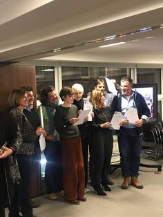 "At the graduation ceremony of the ""Diploma in Coaching Supervision"" Program, together with my colleagues- London, Coaching Supervision Academy. February 8, 2018"