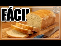🍞 PAN DE MOLDE receta FÁCIL (nunca falla) | Con HARINA COMÚN - YouTube Pan Bread, Yeast Bread, Sandwich Loaf, Hot Dog Buns, Cake Pops, Sandwiches, Easy Meals, Menu, Recipes
