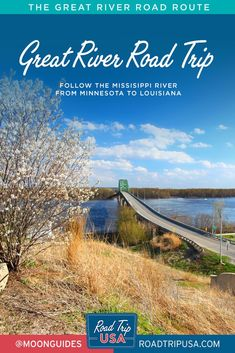 The Great River Road forms a single route along the Mississippi River. Designed to show off the 10 states bordering the Mississippi from its headwaters to its mouth, the GRR is nothing if not scenic. Plan a north-to-south road trip from Minnesota to Louisiana with helpful travel maps, historical background, and recommendations for the best sights along the way. Cypress Swamp, Road Routes, Roadside Attractions, Travel Maps, Road Trip Usa, Weekend Trips, Plan Your Trip, Mississippi, Louisiana