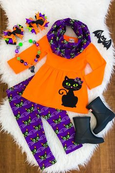 ec647816e School Girl Outfit, Back To School Outfits, Gymnastics Gifts, Cat Scarf,  Little