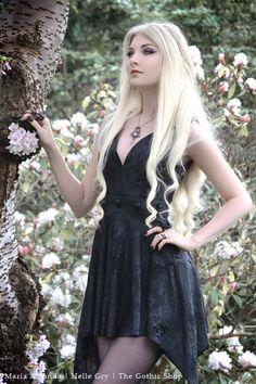 Model/Hair&Makeup/Edit: Maria Amanda  Gothic and Amazing  