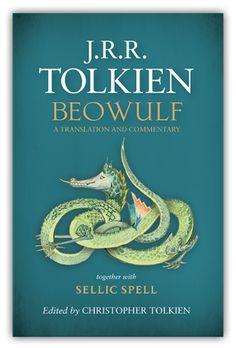 Tolkien's translation of Beowulf coming out this spring #Tolkien #Beowulf --DSJAKLGJLSKDAJGLKJSDKLJAFKSDJIGJADSLKFJAKGJSKLDJG I'M SO EXCITED I DON'T KNOW WHAT TO DO ANYMORE
