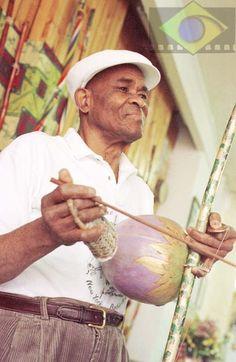 Mestre Joa Grande de Capoiera Angola