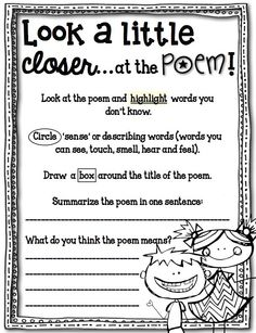 math worksheet : poem note and stones on pinterest : May Poems For First Graders
