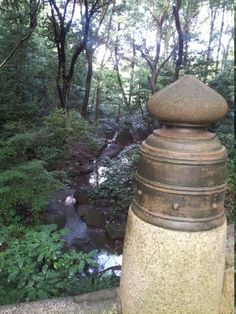 Stream, Meji shine bridge