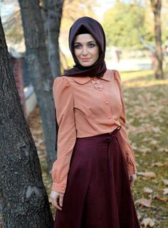 Turkish hijab style ❤️