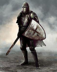 last knight by PlER0 on deviantART