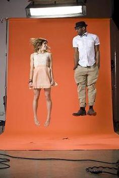 Allison Holker & Stephen tWitch Boss for  DanceSpirt Magazine. photo credit: Joe Toreno.