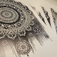 A3 Prints ready to go! £15 each. DM me . .. ... .... #art#artist#drawing#sketch#sketchbook#illustration#fineliner#blackandwhite#mandala#dots#doodle#doodleart#zentangle#instaart#ink#workinprogress#mandala_sharing#dotwork#justartshares#art_spotlight#heymandalas#mandalasworld#geometry#mandalaplanet#artoftheday#art_motive#freehand