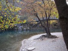 GREECE CHANNEL | PAPIGO-VOIDOMATIS Greece, Country, Rivers, Bridges, Water, Plants, Channel, Outdoor, Greece Country