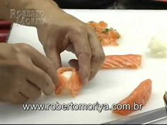 Como Preparar Sushi Joy ou Sushi Enjoy  Prof. Roberto Moriya