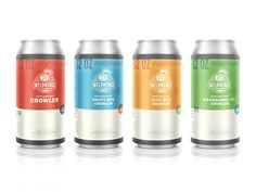 WeldWerks Brewing released 4 new crowler labels last week during the Great American Beer Fest. The goal with WeldWerks has never been to make it overly complicated or over designed. It has always b...