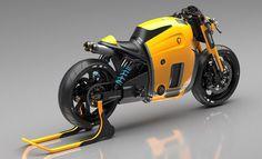 Un très joli concept de moto Koenigsegg imaginé par des designers !