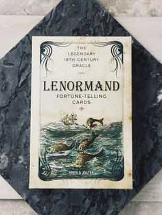 Lenormand Fortune Telling Cards - Rite of Ritual Tarot Card Decks, Tarot Cards, Fortune Telling Cards, Deck Of Cards, Tarot Spreads, Tarot