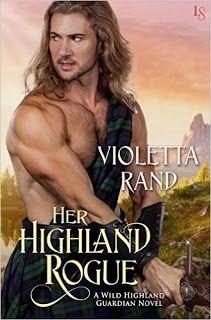 Her Highland Rogue: A Wild Highland Guardian Novel by Violetta Rand #ebooks #kindlebooks #freebooks #bargainbooks #amazon #goodkindles