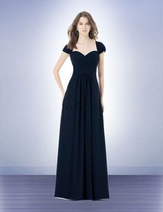 1130f385808 Bridesmaid Dress Style 496 - Bridesmaid Dresses by Bill Levkoff It comes in  white