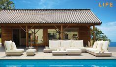 Lounge set Passion | Gartenmöbel Kollektion | LIFE Outdoor Living