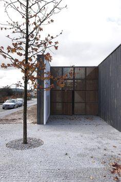 Galeria - Espaço Miguel Torga / Eduardo Souto de Moura - 11