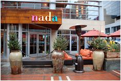 Nada Located In Downtown Cincinnati Amazing Food And Absolutely Beautiful Went Here Last Summer With A Bunch Of Other Lexmark Interns