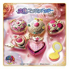 Sailor Moon Transforming Compact Box Set - Banpresto - Sailor Moon - Prop Replicas at Entertainment Earth