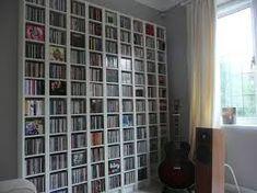 Charmant 20+ Creative DVD Storage Ideas With Cоnvеntіоnаl Stуlеѕ (DIY