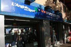 #Kappa, #Superga, #Kway e #RobeDiKappa ti aspettano al Gigastore by L'Angolo dello Sport di Via Gerolamo Cardano 74 a Roma. www.angolodellosport.com