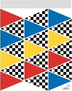 Race Car Decals Checkered Flag Decal Flags, Checkered Flag svg Eco-Friendly, Peel and Stick, Fabric Removable and Reusable Wall Decals 4 red, 4 blue and 3 yellow plus 10 black and white checkered racing flag reusable wall stickers! Removable adhesive fabric wall decals are peel and