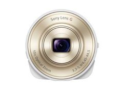 Sony DSC-QX10/W Smartphone Attachable 4.45-44.5mm Lens-St...