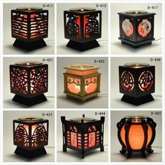 This luxury Fragrance lamp is designed to make your room cleanlily and with faint fresh scent. And unlike the oil warm lamp with candle base, it uses electricity to warm. Scented Oil Diffuser, Scented Oils, Japanese Lamps, Goth Home Decor, Steampunk Lamp, Metal Wall Decor, Home Fragrances, Oil Lamps, Lamp Design