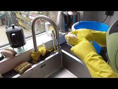 Tips om thuis goedkoop de schoonmaak te doen deel 1 - YouTube