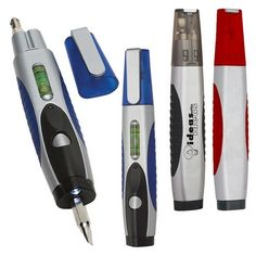 Promotional Multi-Purpose Tool Level Flashlight #automotive #tools #promoproducts | Customized Tool Kits | Promotional Tool Kits