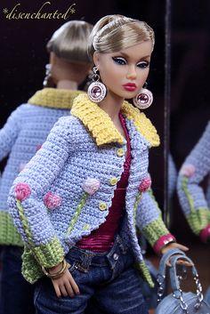 Barbie fashion sweater...