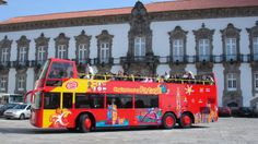 Hop-On Hop-Off Bus Tour by City Sightseeing - Porto | Expedia