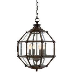 eichholtz owen lantern traditional pendant lighting. Eichholtz Owen Lantern - Gun Metal Small (2,045 CAD) ❤ Liked On Polyvore Featuring Traditional Pendant Lighting E