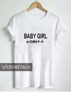 baby girl japanese T Shirt Size XS,S,M,L,XL,2XL,3XL