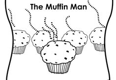 the muffin man the ojays words and muffins