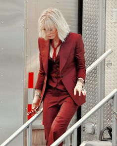 really cute outfits Love Fashion, High Fashion, Fashion Outfits, Womens Fashion, Looks Style, My Style, Cate Blanchett, Suits For Women, Blazer