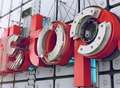 Incredible Typography By Mohamed Reda. Even traditional typography is awesome, but what would happen if we gave it a new dimension? The answer is the amazing letter art created by Mohamed Reda, a designer from Saudi Arabia. Typography Ads, Creative Typography Design, Vintage Typography, 3d Design, Graphic Design, Typo Design, 3d Studio, Letter Art, Creative Industries