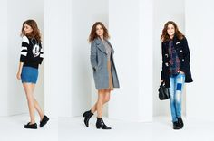Find out where you can buy these looks http://magazine.ovs.it/style/style-notes/i-look-di-fine-ottobre/