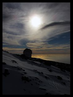 Contraluz - Roque de Los Muchachos - La Palma