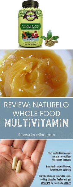 You may feel healthy taking multivitamins, but that is a myth. If they aren't high-quality, your body won't absorb the vitamins claimed to be packed in the multivitamin. Whole Food Multivitamin, Multivitamin Tablets, Best Multivitamin, Prenatal Vitamins, Loose Weight, Healthy Nutrition, Whole Food Recipes, Healthy Living, Weight Loss